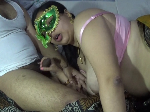 Velamma Bhabhi Rough Indian Sex With Lover